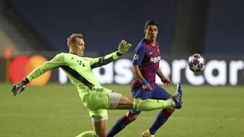Bayern-Express überrollt Barça: Endspielkurs nach irrem 8:2