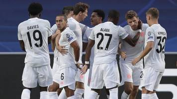 Champions League - FC Bayern überrollt Barça - Nach irrem 8:2 auf Endspielkurs