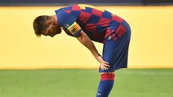 Champions League: Messi-Mitleid? Nein – Bayern-Stars über Barça-Demontage
