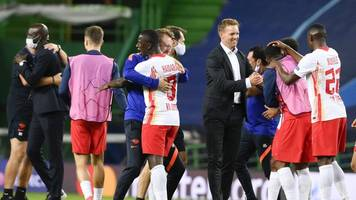 Champions League: Nagelsmann will mit Leipzig ins Finale