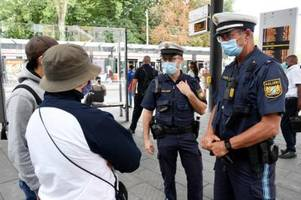 Maskenpflicht: Was der Polizei bei der Kontrolle im Nahverkehr auffiel
