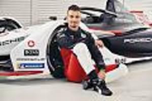 Ex-Formel-1-Pilot kommt - Ehemaliger Formel-1-Pilot Wehrlein bekommt Porsche-Cockpit in der Formel E