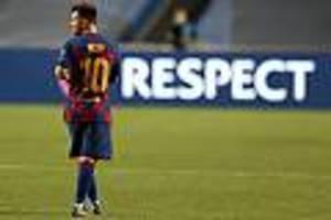 """8:2 im Viertelfinale der Champions League - Spanische Pressestimmen: """"Barca lässt sich in der Hölle nieder"""""""
