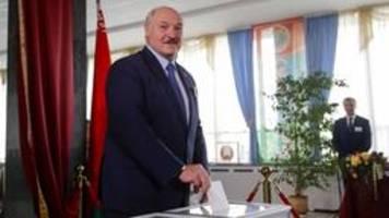 EU-Außenminister diskutieren Sanktionen gegen Belarus