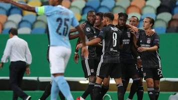 champions league: kein bayern-halbfinale gegen guardiola: lyon-sieg gegen city