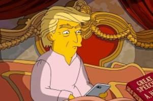 us-politik: simpsons kontern kritik von trump-beraterin an kamala harris