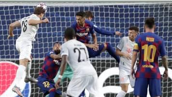Champions League - Historischer Sieg: Flick will mit Bayern ganz oben stehen