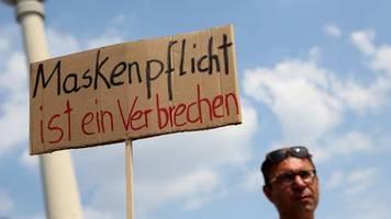 News zum Coronavirus: Berlins Regierender Bürgermeister Müller sagt Corona-Leugnern den Kampf an