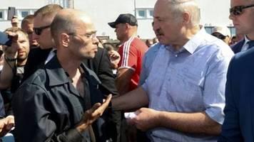 tausende menschen folgen aufruf zum generalstreik in belarus