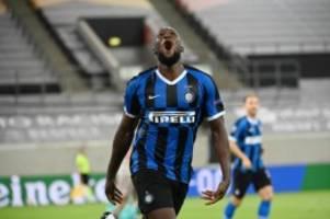 europa league: lukaku und co. mit rekorden ins finale gegen sevilla