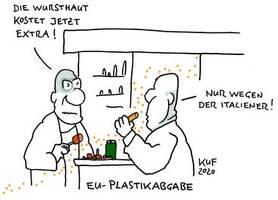 die eu-plastikabfallabgabe: missglückter versuch einer umweltsteuer oder chance? [premium]