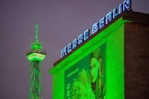 messe in berlin: grüne woche findet 2021 ohne publikum statt