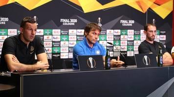 finale in köln - europa league: sevilla-serie,  conte-zweifel und lukaku-serie