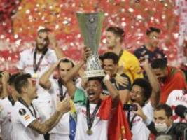 europa league: sevillas rekordsieg