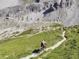 mountainbiken: auf der suche nach dem flow
