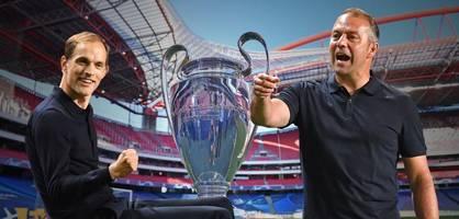 Wer Spielt Heute Abend In Der Champions League
