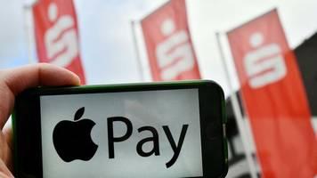 mit girocard: apple pay nun auch für sparkassen-kunden