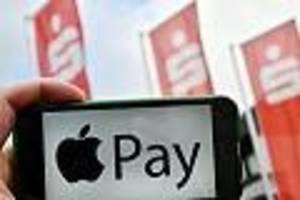 46 millionen kunden - durchbruch für bezahlen mit dem handy? sparkasse führt apple pay für girocard ein