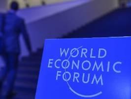 risiko zu hoch eingeschätzt: weltwirtschaftsforum 2021 wird verschoben