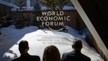 weltwirtschaftsforum in davos wird wegen corona-pandemie verschoben