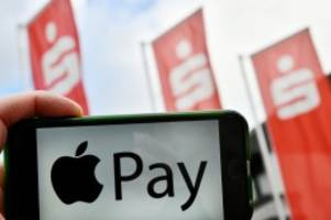 bezahlen: sparkasse: kunden können apple pay nun mit girocard nutzen