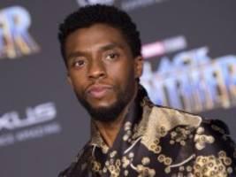 Black Panther Gestorben