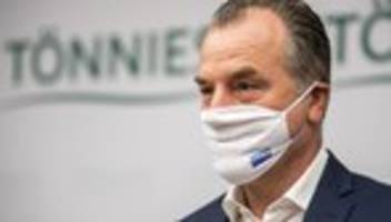 clemens tönnies: ermittler gehen nach brandsatz-fund von echtem bekennerschreiben aus