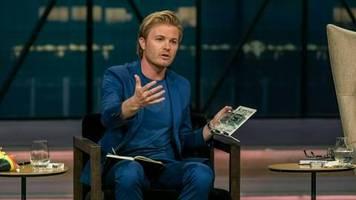 nico rosberg: auf twitter kann er als neuer löwe punkten