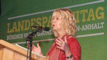 grünen-parteitag: lüddemann will spitzenkandidatin werden
