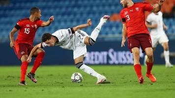 nations league in der schweiz: die deutsche fußball-nationalmannschaft in der einzelkritik