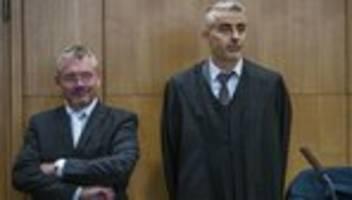 fall walter lübcke: verteidiger des mordverdächtigen belastet ex-kollegen