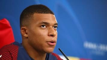 nations league: auch frankreichs mbappé positiv auf corona getestet