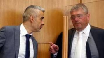 anwalt im lübcke-prozess belastet ex-kollegen