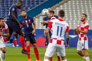 frankreich schlägt erneut wm-finalgegner kroatien