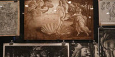 Aby Warburgs Bilderatlas in Berlin: Als Judith der Nymphe begegnete