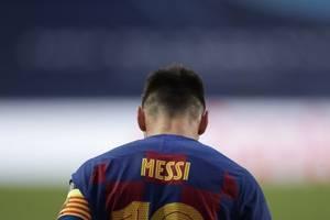 fc barcelona: lionel messi zurück im mannschaftstraining