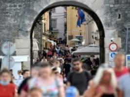 corona-risiko: was kroatien-urlauber wissen müssen