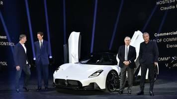 Autobranche: Fiat Chrysler startet Kehrtwende bei Nobelmarke Maserati