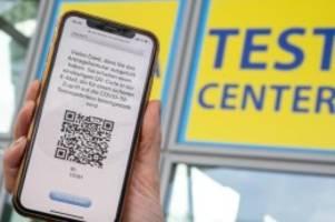 Gesundheit: Verhaltene Nachfrage nach Corona-Tests am Hauptbahnhof