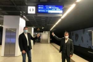 Hamburg: S-Bahn-Netz bekommt neue Anzeigetafeln
