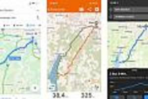 bikemap - google maps abgeschlagen: das ist die beste navi-app für fahrradfahrer