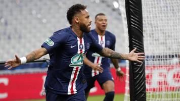 nach corona-erkrankung: superstar neymar im psg-kader gegen olympique marseille