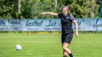 trainerin wübbenhorst feiert gelungenes regionalliga-debüt