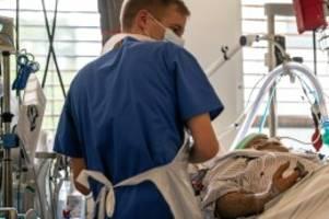 Virus: Zahl schwerer Corona-Erkrankungen in Kliniken stark gesunken