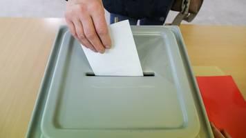 bürgermeisterwahl waren: stichwahl nötig