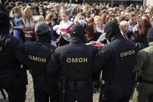 Neue Massenproteste in Belarus gegen Lukaschenko erwartet