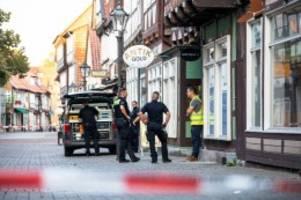 Verbrechen: Juwelier in Celle soll mutmaßlichen Räuber erschossen haben