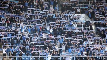 Zuschauer beim DFB-Pokal: Spott und Ärger nach Missachtung der Corona-Regeln