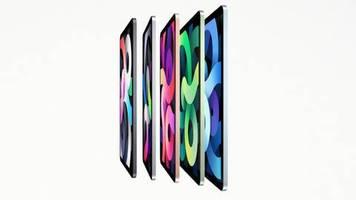 Apple-Event: iPad Air 4: Der härteste Konkurrent des iPad Pro kommt von Apple selbst