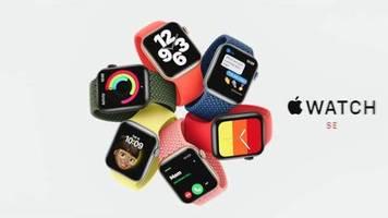 Apple Watch, iPads und mehr: Apples großes September-Event live: Die Apple Watch hat jetzt ein Sparmodell
